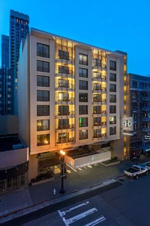 Handlery Union Square Hotel San Francisco