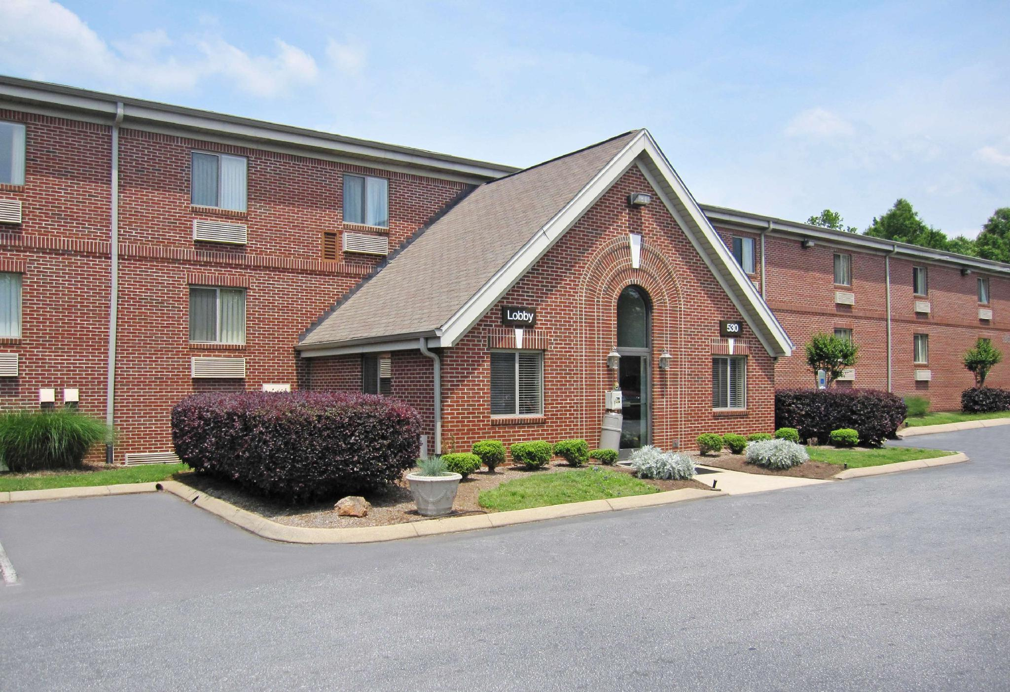 Extended Stay America Greenville Haywood Mall