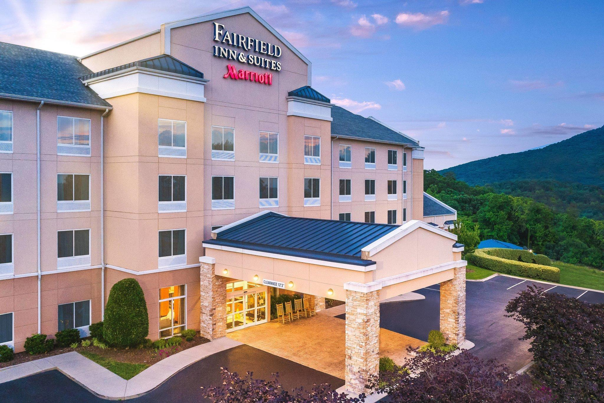Fairfield Inn And Suites Chattanooga I 24 Lookout Mountain