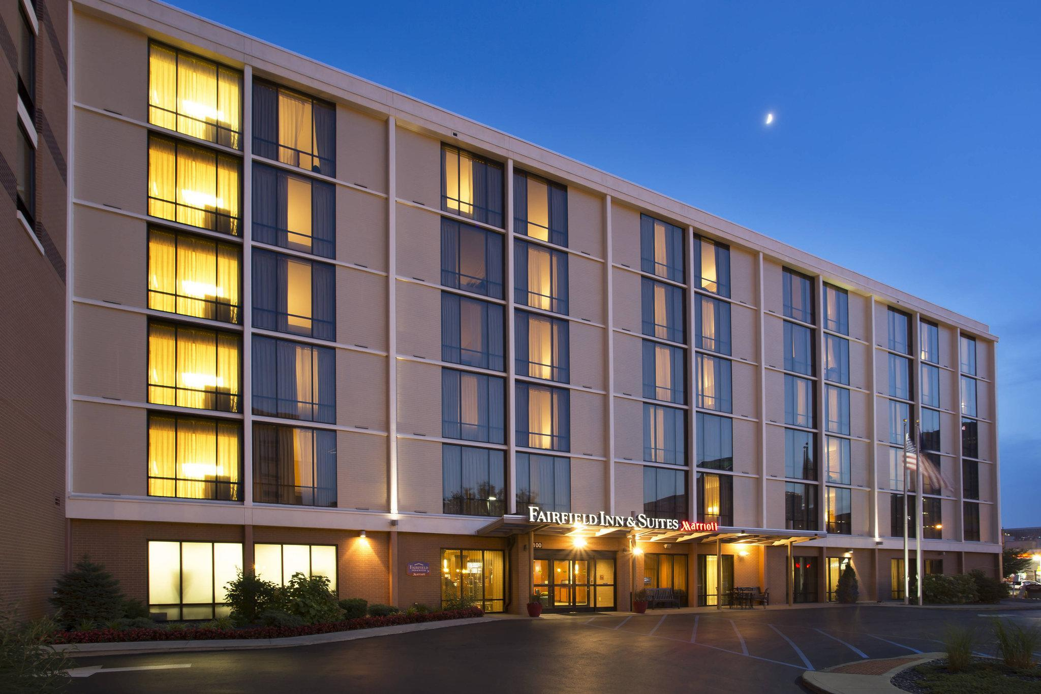 Fairfield Inn And Suites Louisville Downtown