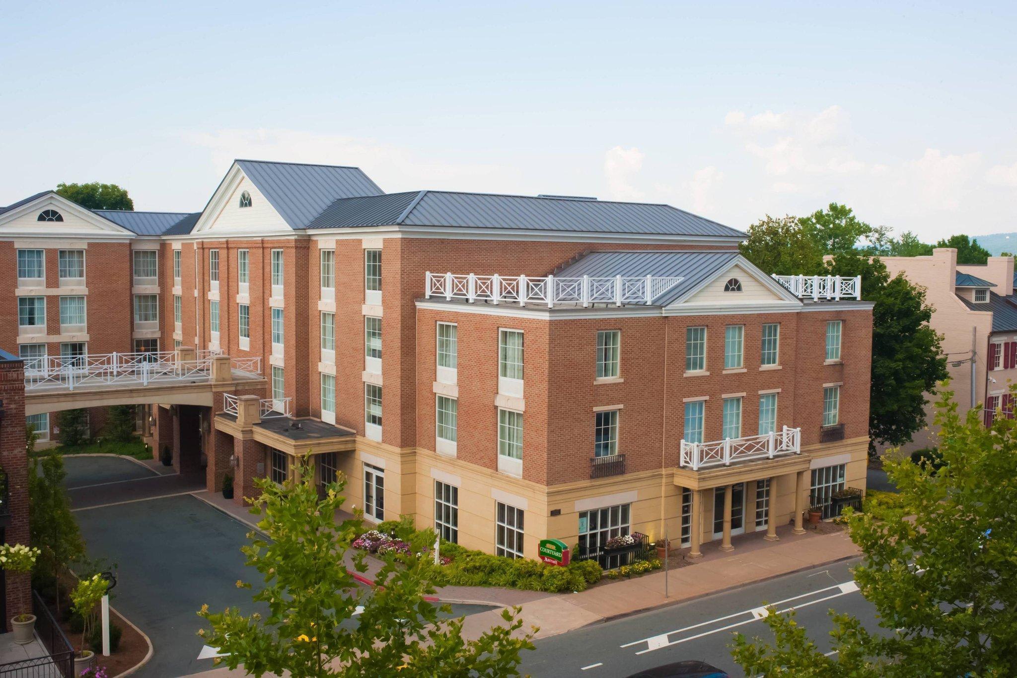 Courtyard Charlottesville   University Medical Center