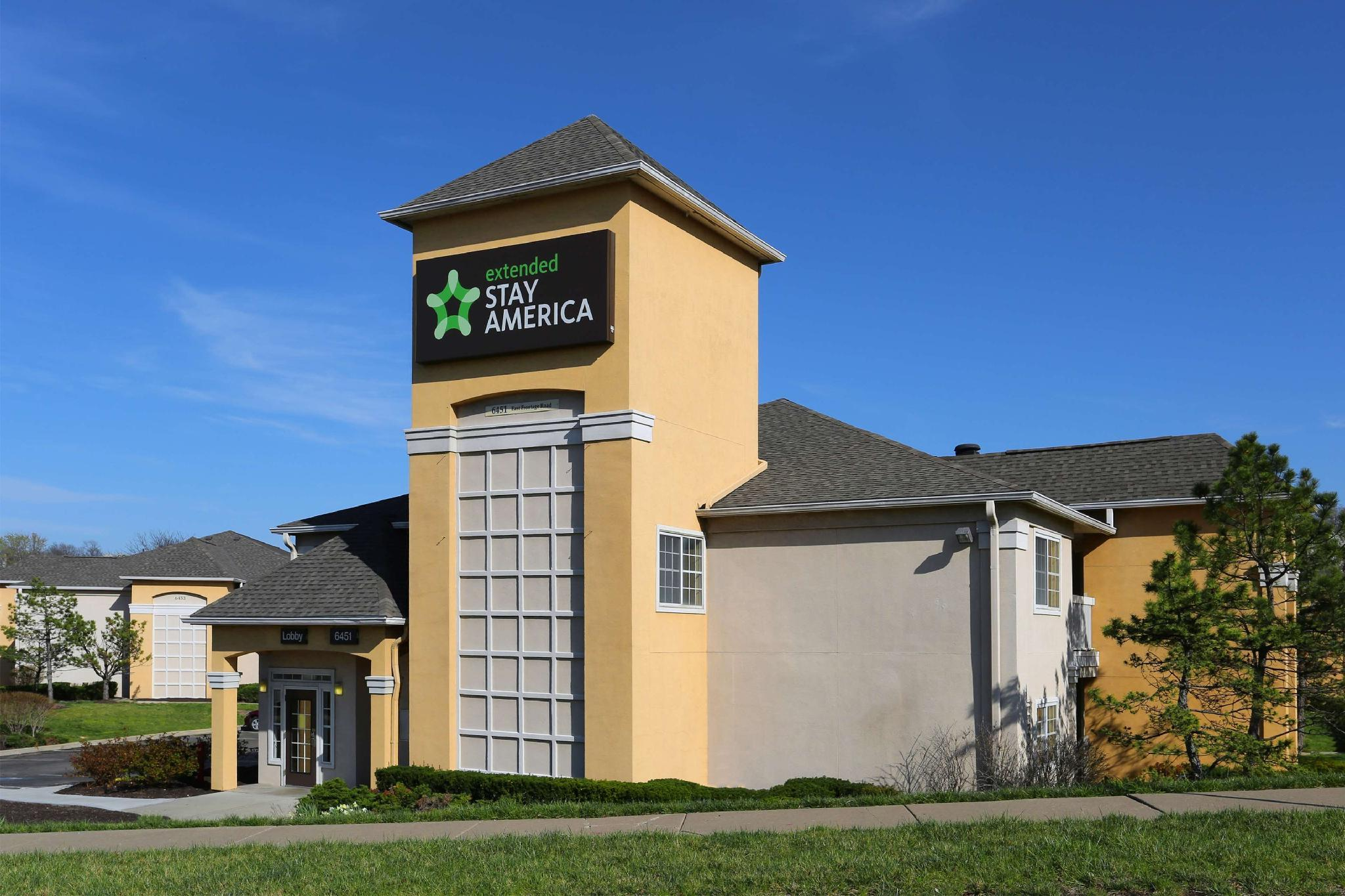 Extended Stay America Kansas City Shawnee Mission