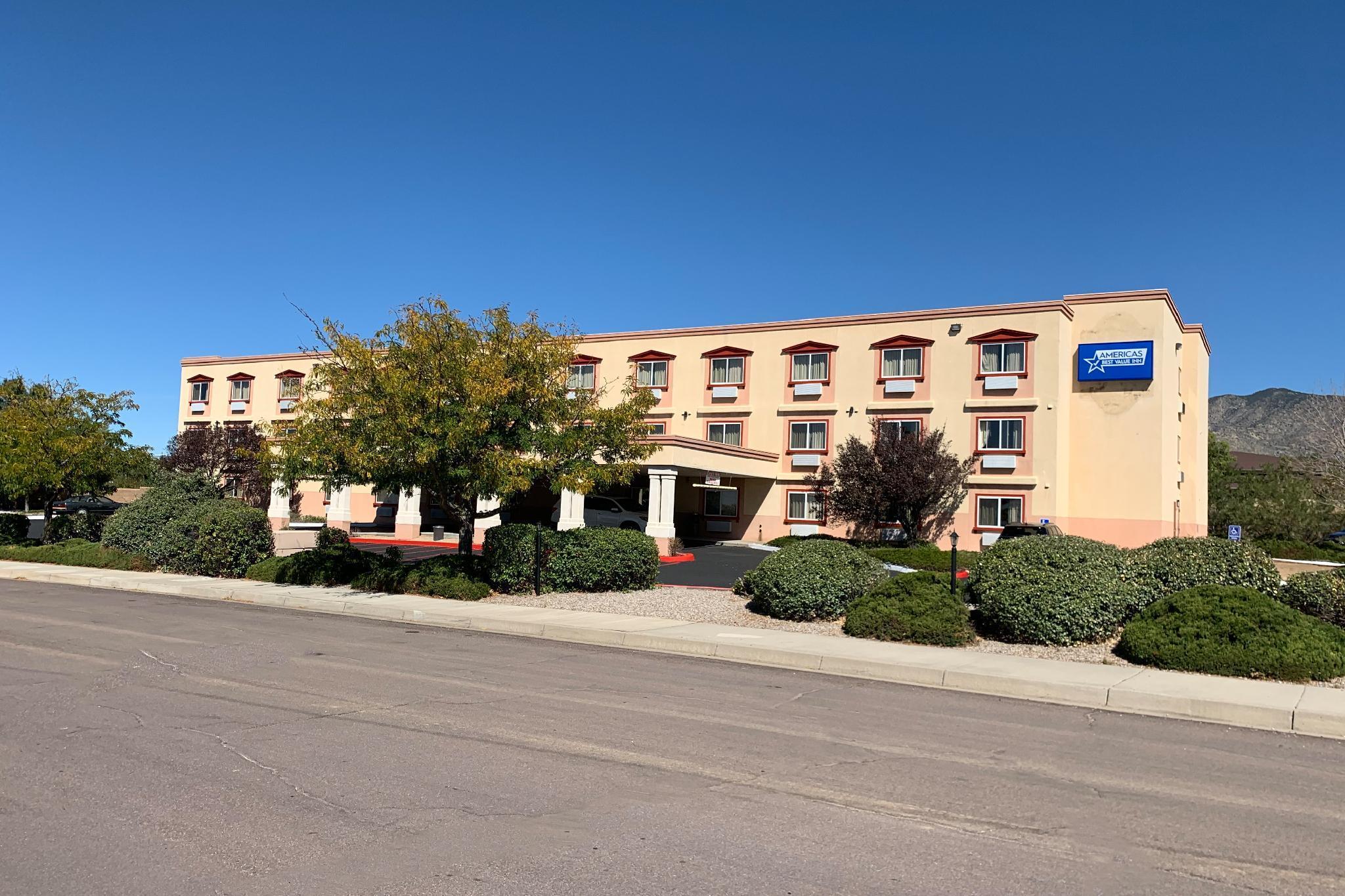 Americas Best Value Inn Albuquerque