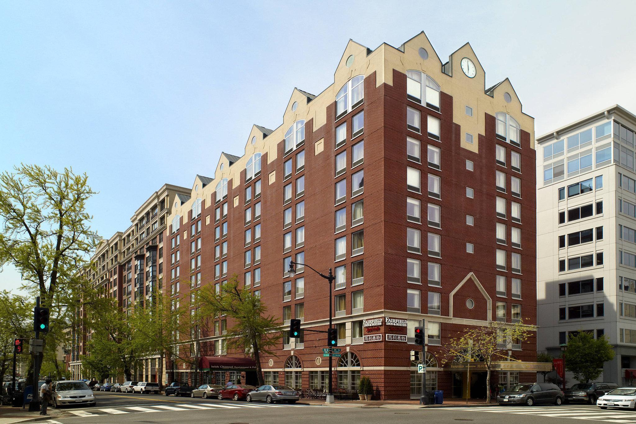 Fairfield Inn & Suites Washington