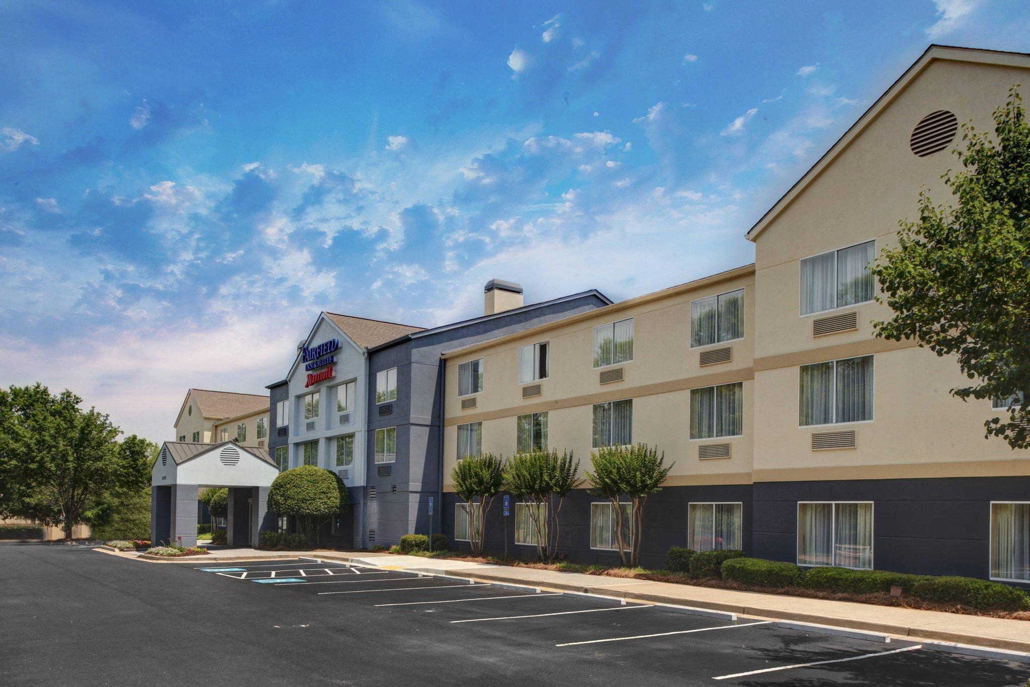 Fairfield Inn And Suites Atlanta Alpharetta