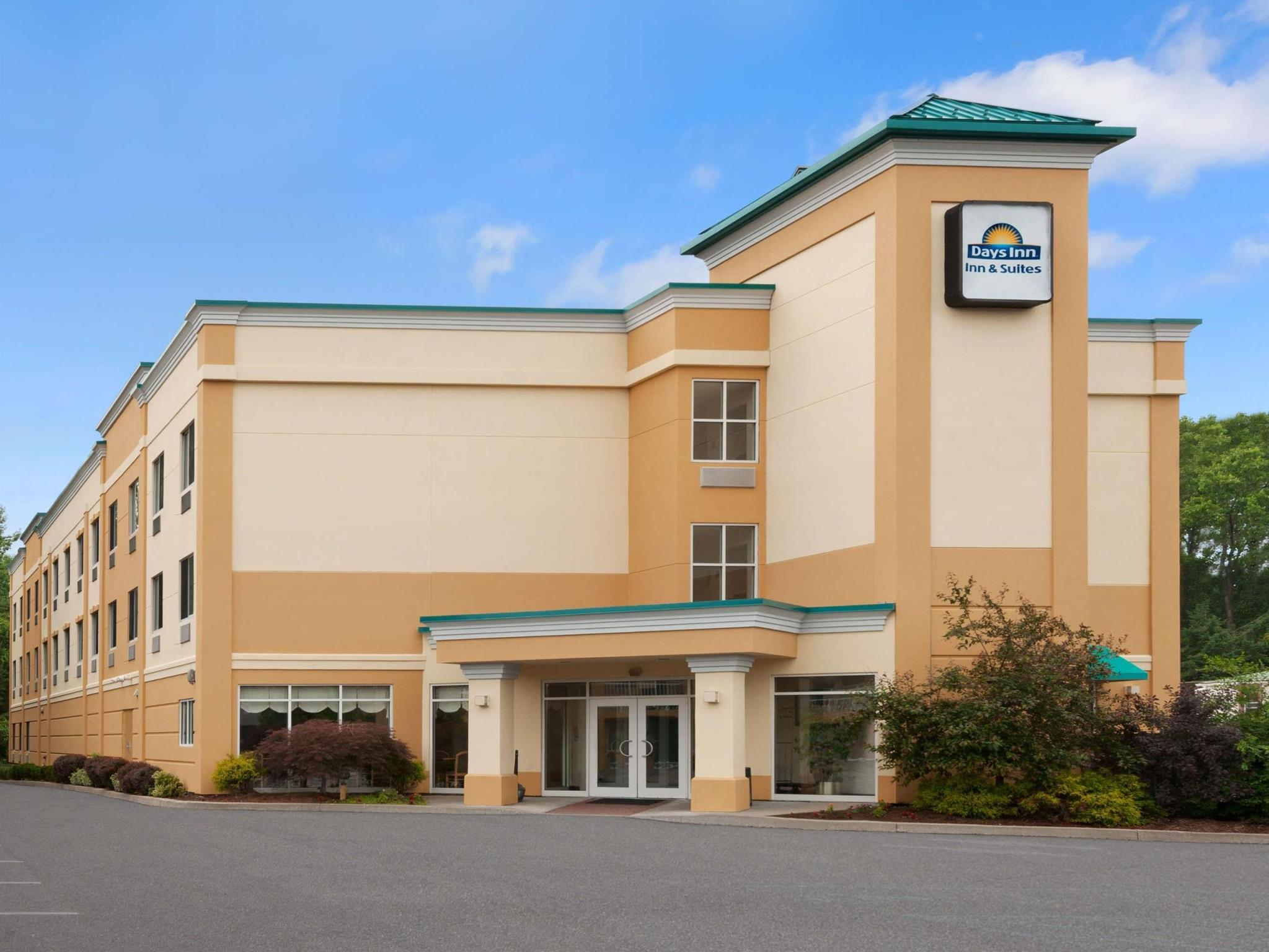 Days Inn And Suites By Wyndham Albany