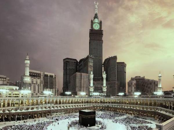 Makkah Clock Royal Tower, A Fairmont Hotel Mecca