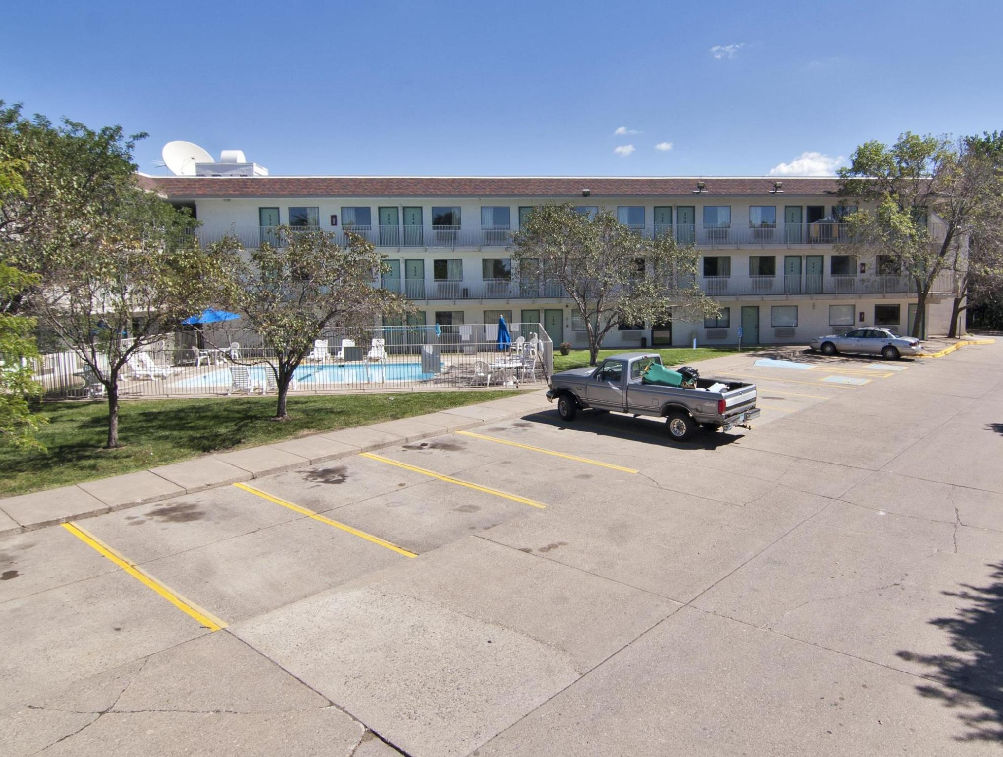 Motel 6 Minneapolis North   Roseville