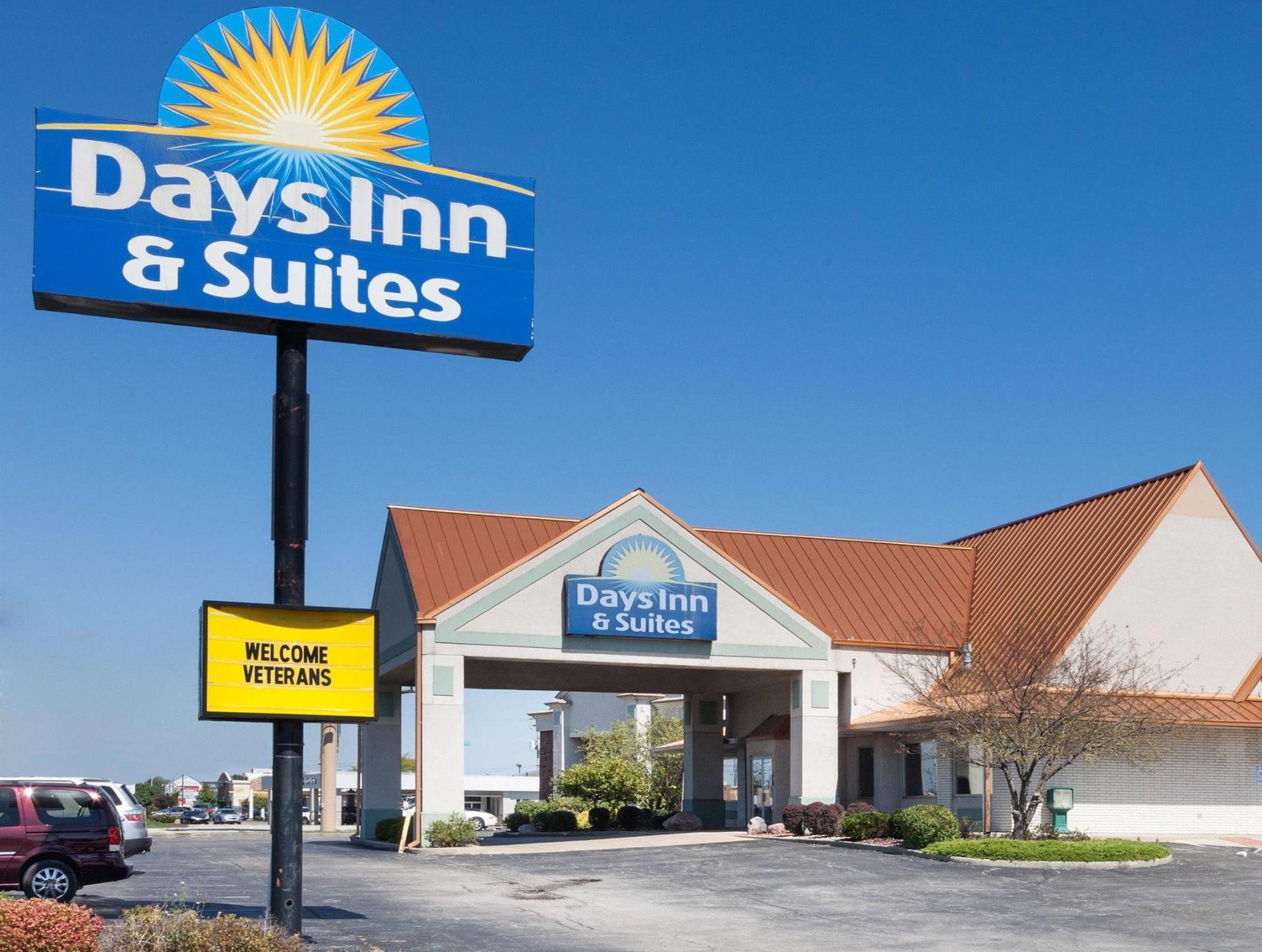 Days Inn And Suites By Wyndham Kokomo