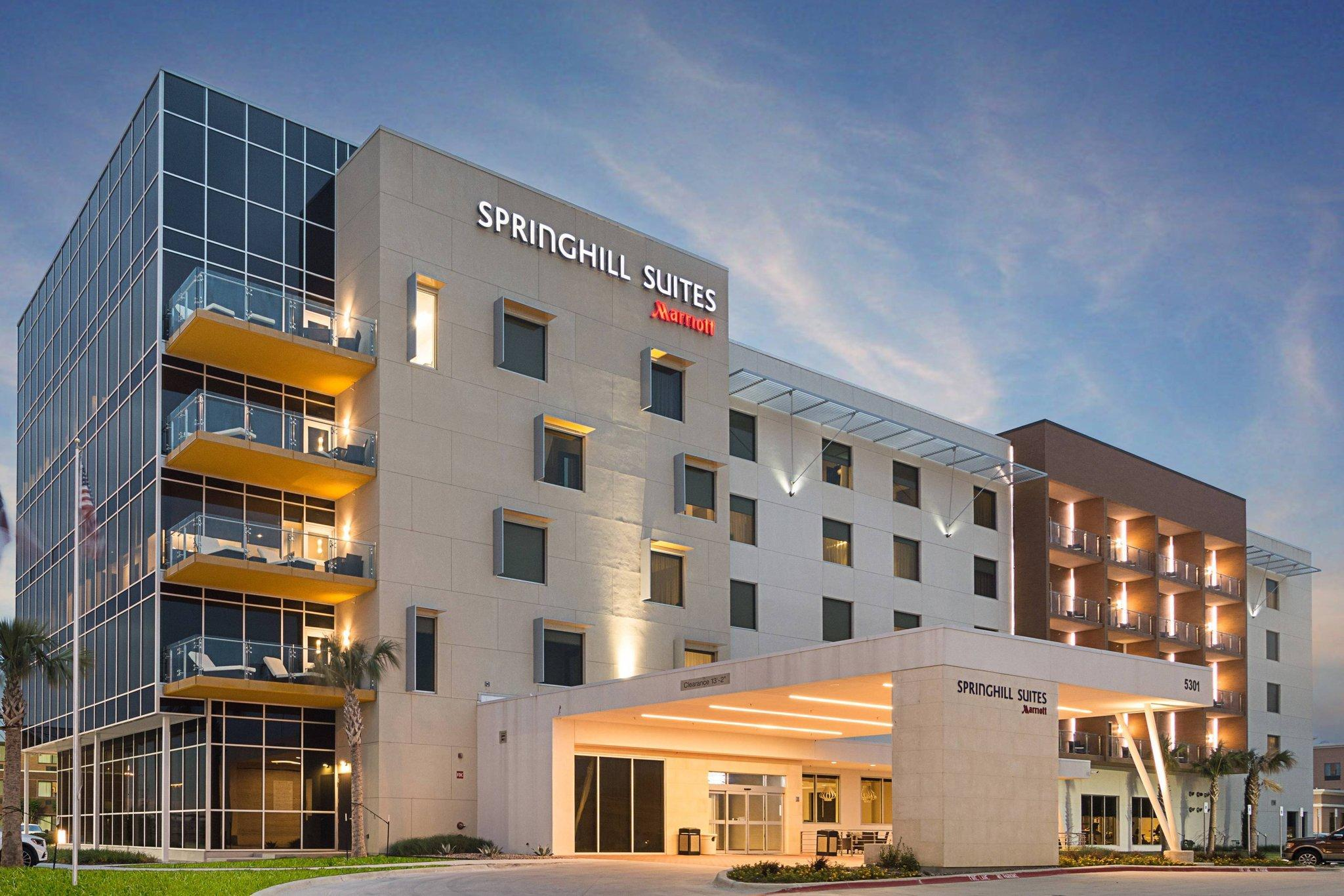 SpringHill Suites Fort Worth Fossil Creek