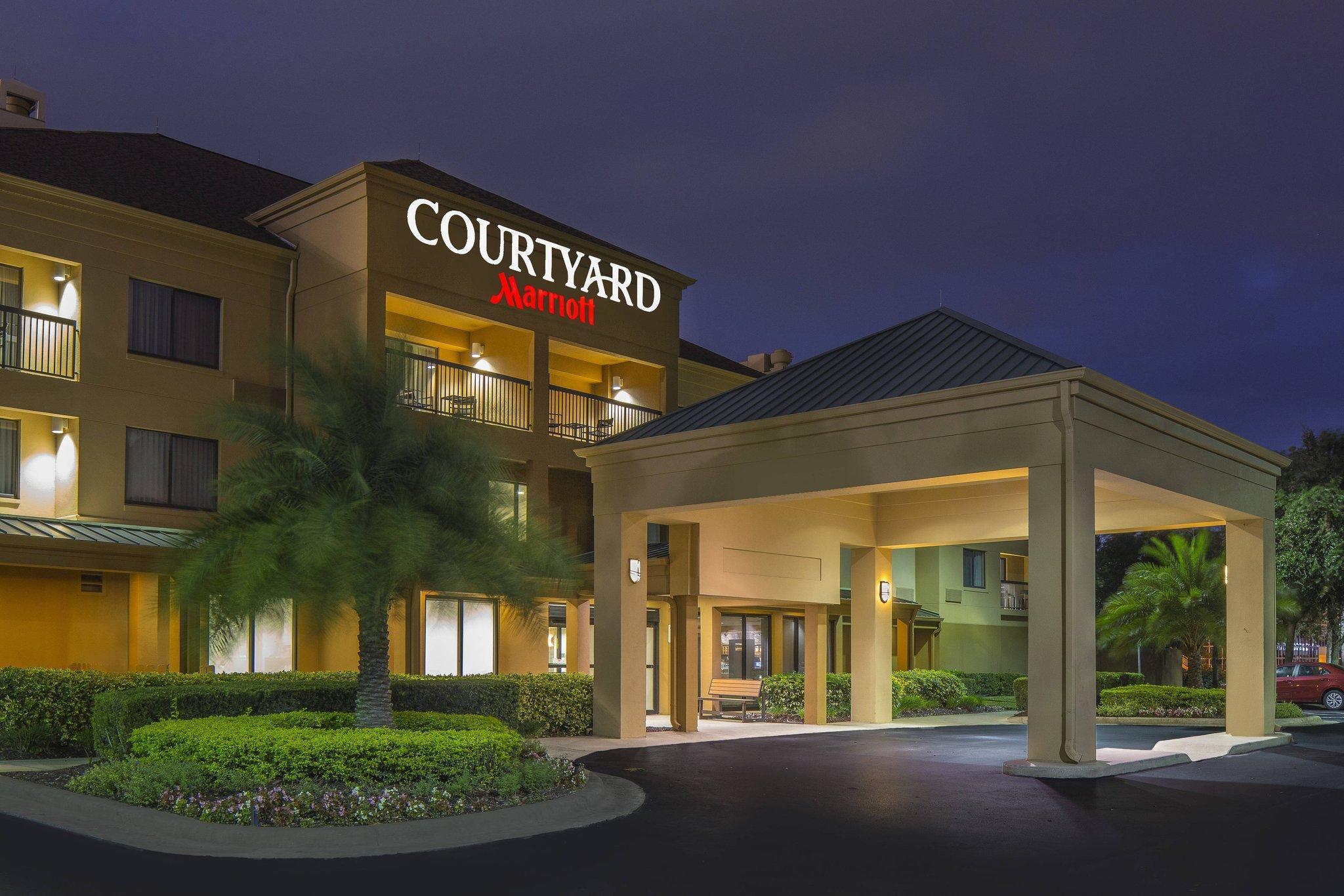 Courtyard By Marriott Daytona Beach Speedway Airport
