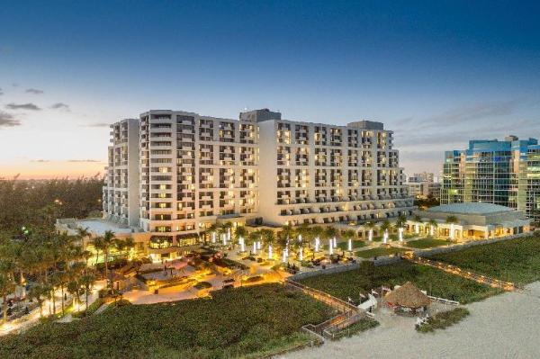 Fort Lauderdale Marriott Harbor Beach Resort & Spa Fort Lauderdale