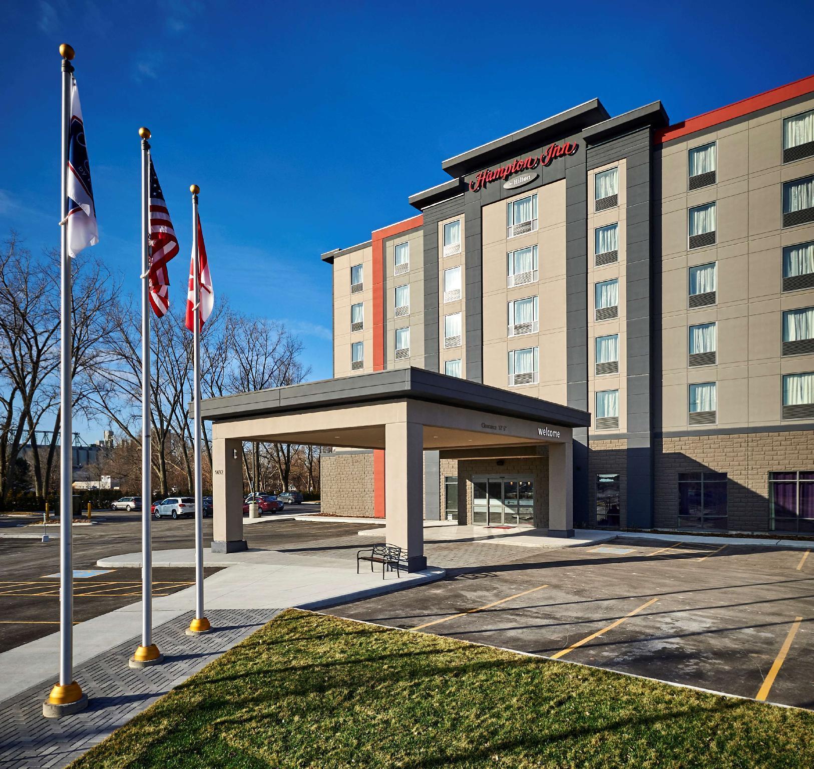 Hampton Inn By Hilton Sarnia Point Edward