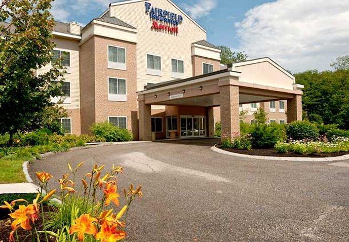 Fairfield Inn And Suites Brunswick Freeport