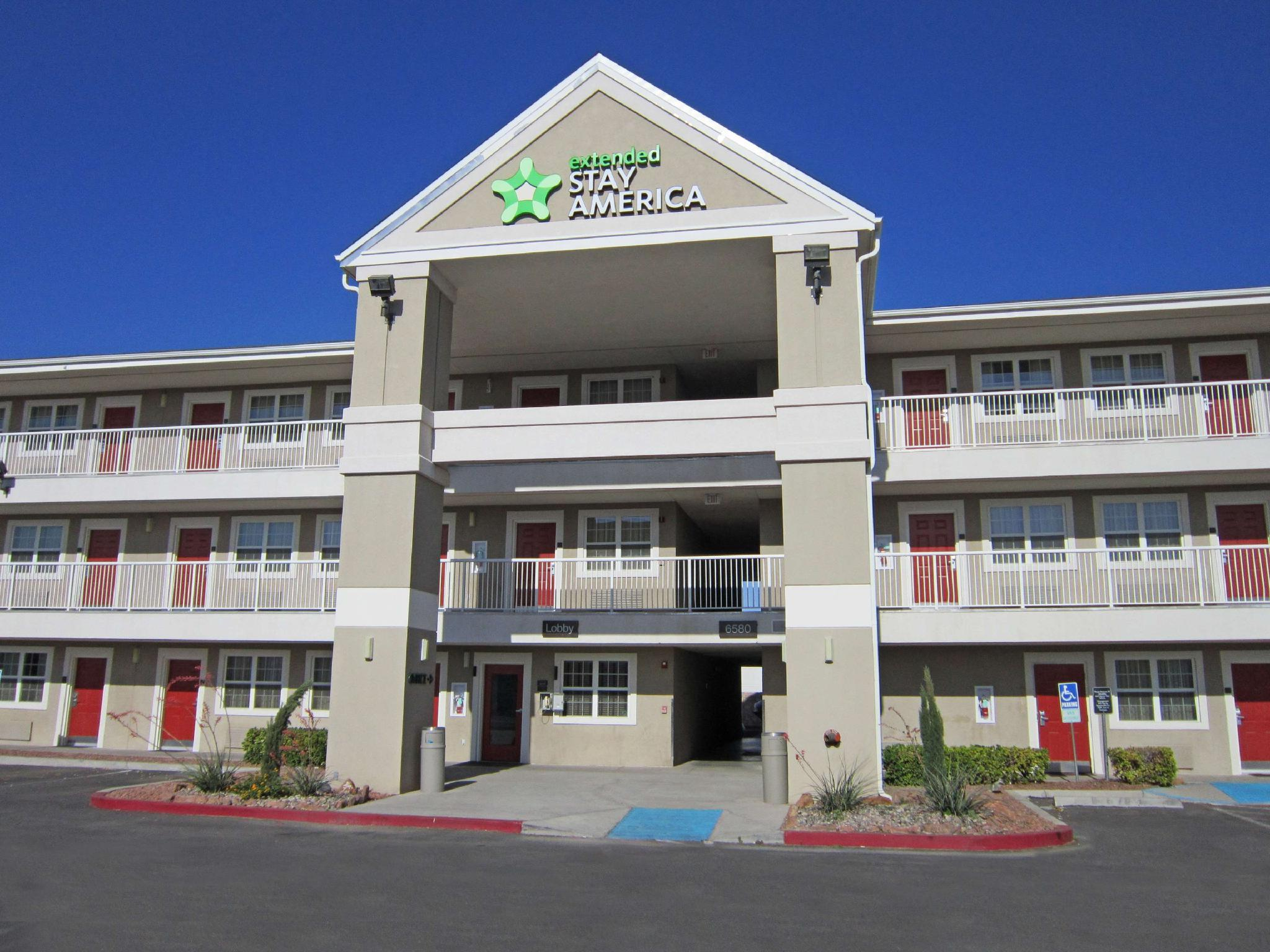 Extended Stay America El Paso Airport