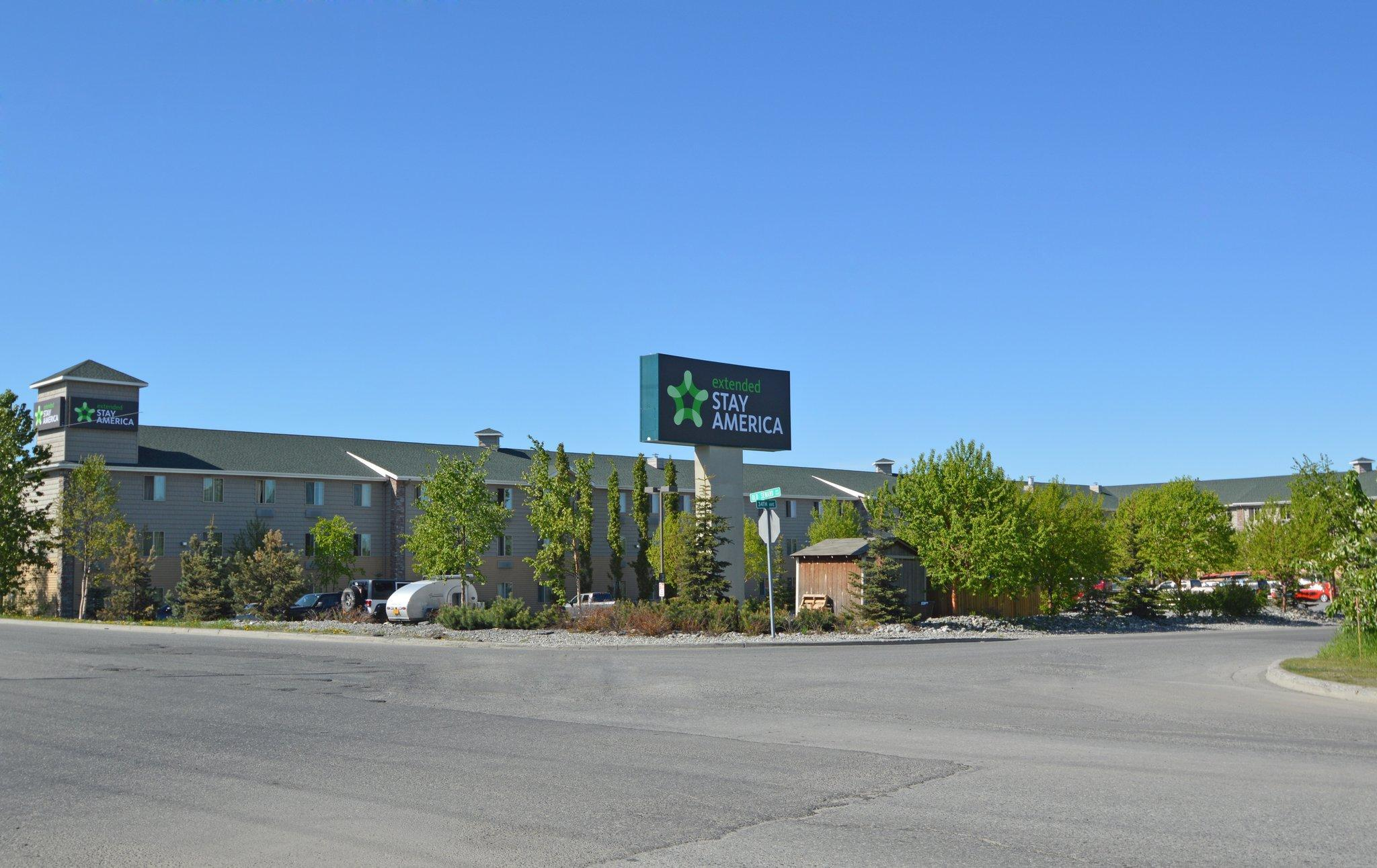 Extended Stay America Anchorage Midtown