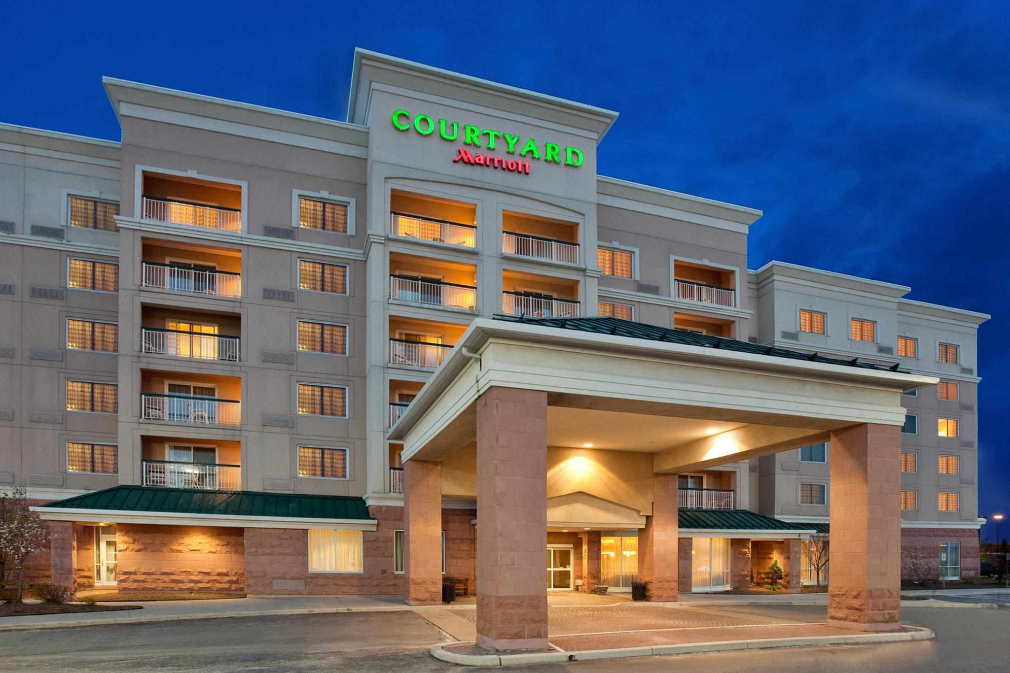 Courtyard By Marriott Toronto Mississauga Meadowvale