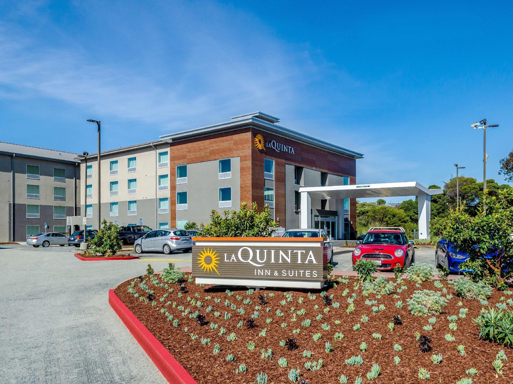 La Quinta Inn And Suites By Wyndham San Francisco Airport N