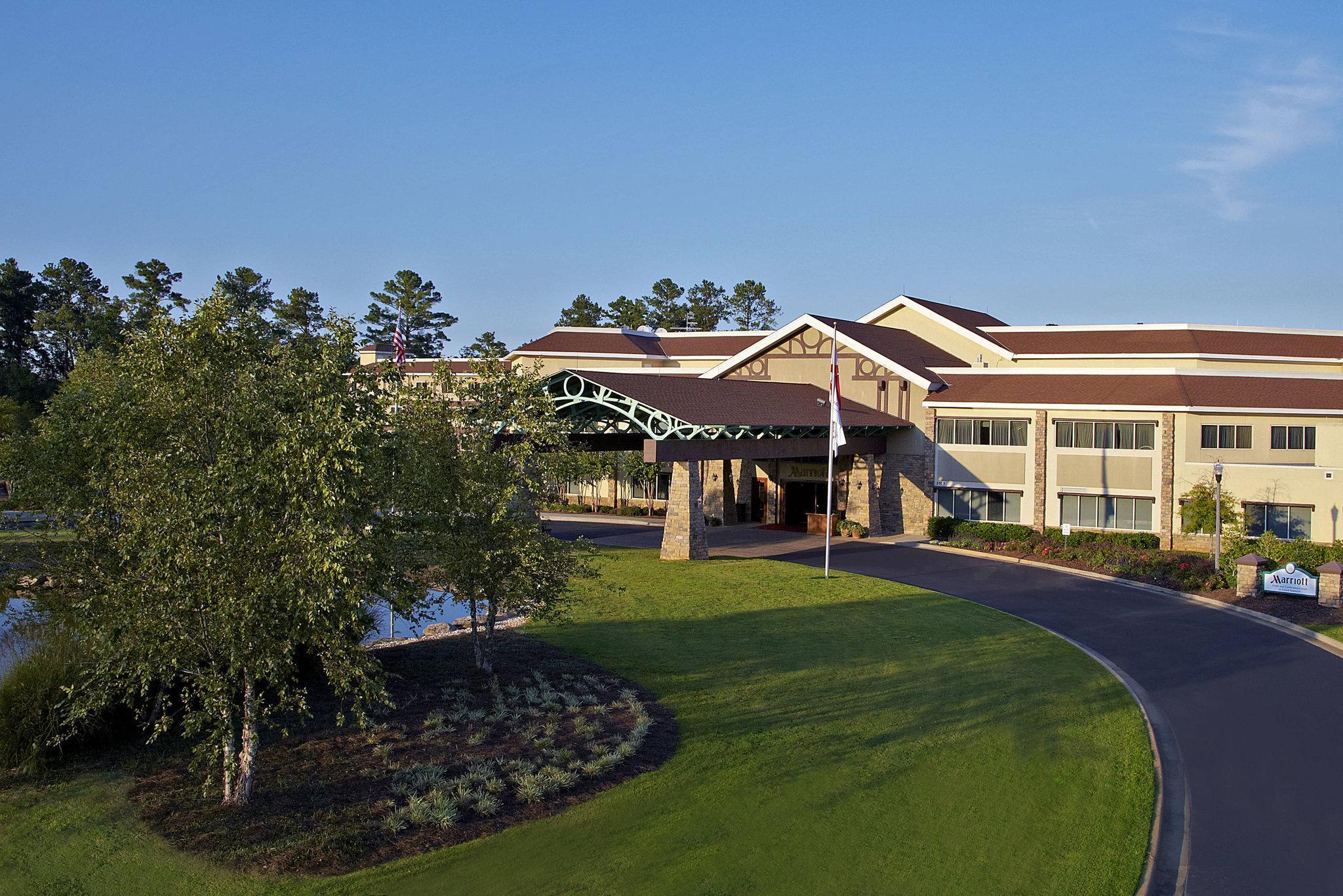 Auburn Marriott Opelika Resort And Spa At Grand National