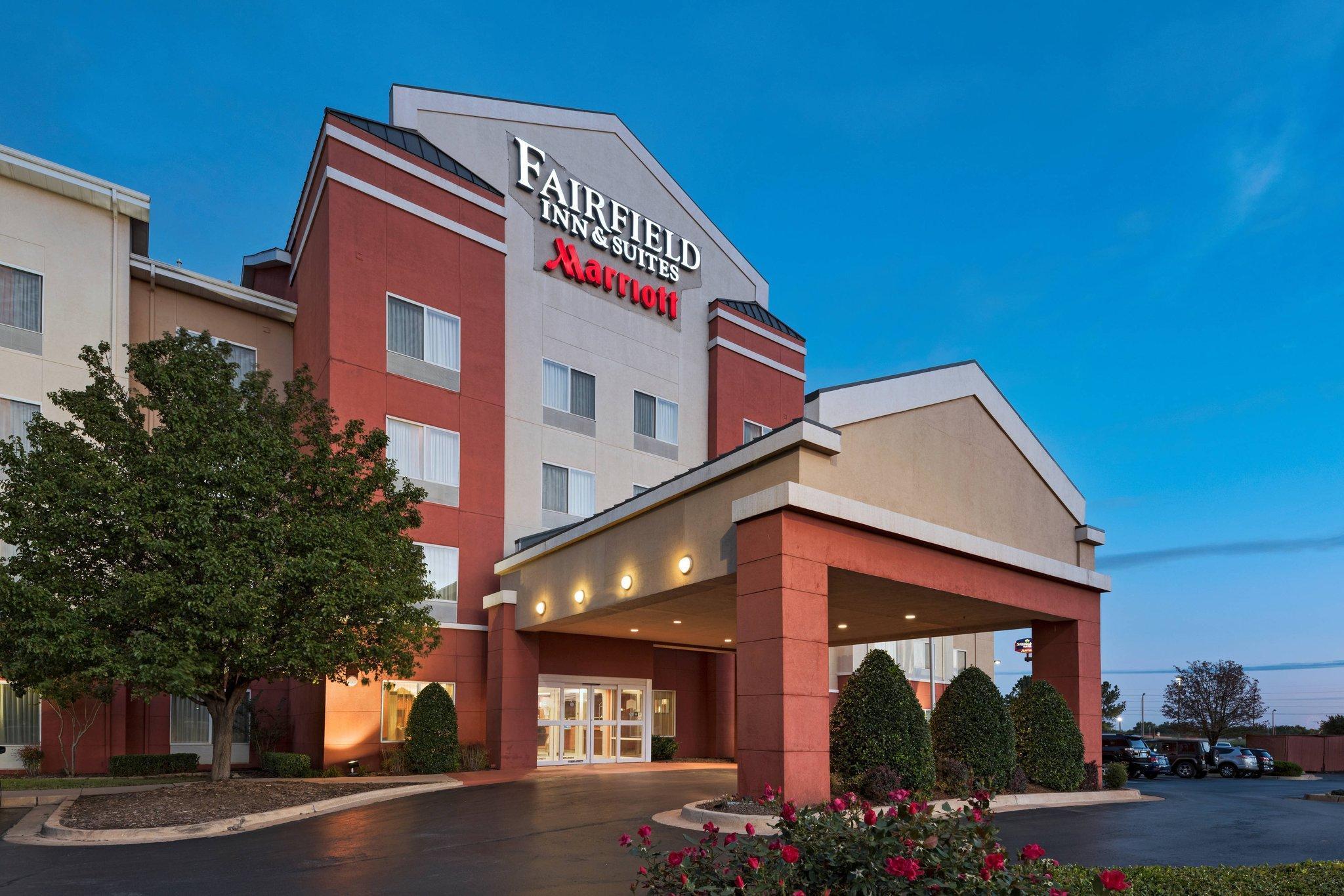 Fairfield Inn And Suites Lawton