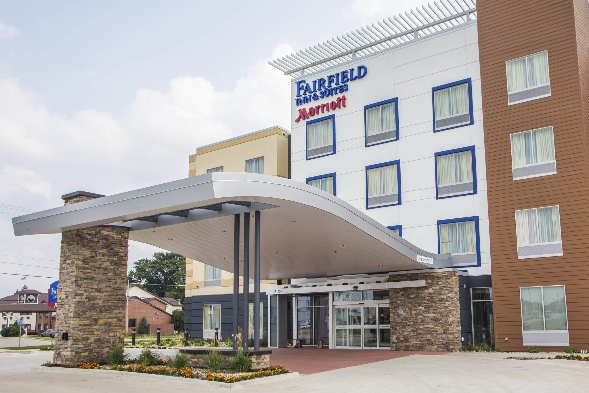Fairfield Inn And Suites Waterloo Cedar Falls