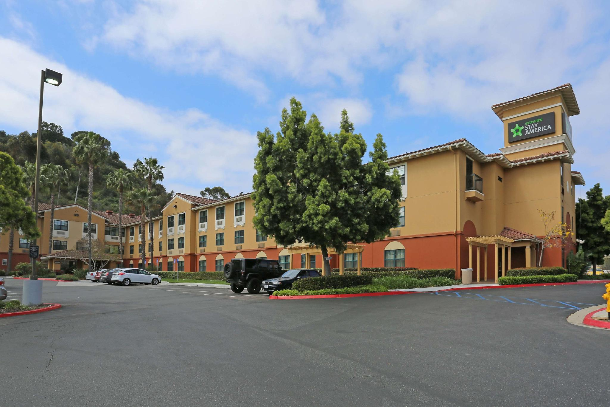 Extended Stay America San Diego Hotel Circle