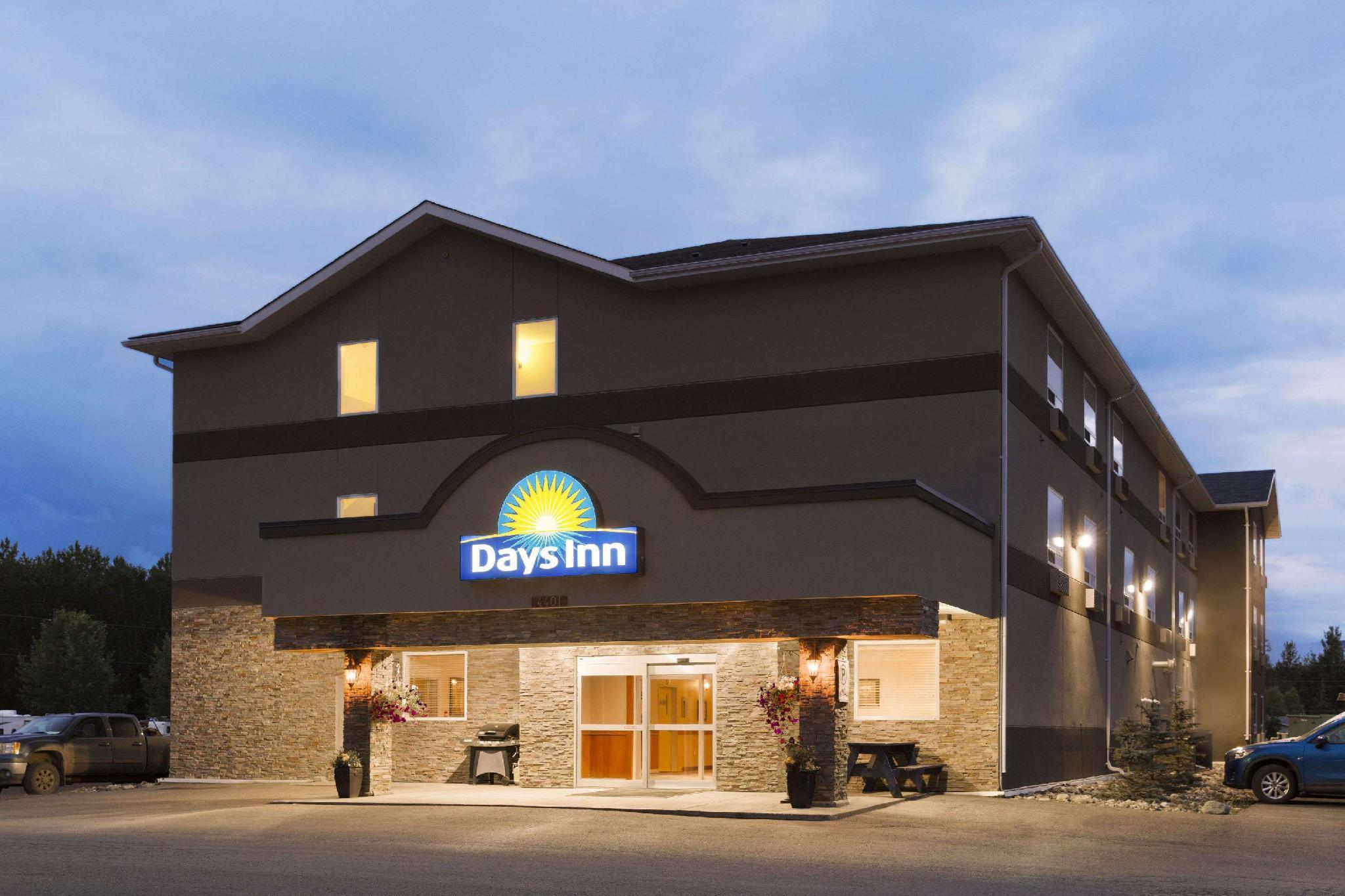 Days Inn By Wyndham Chetwynd
