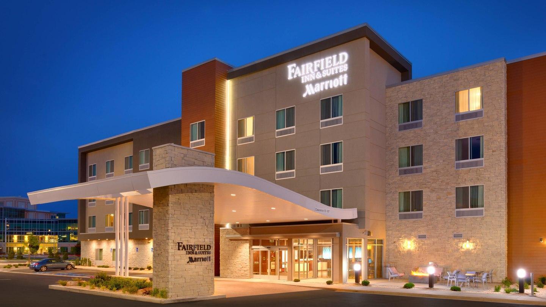 Fairfield Inn And Suites Salt Lake City Midvale