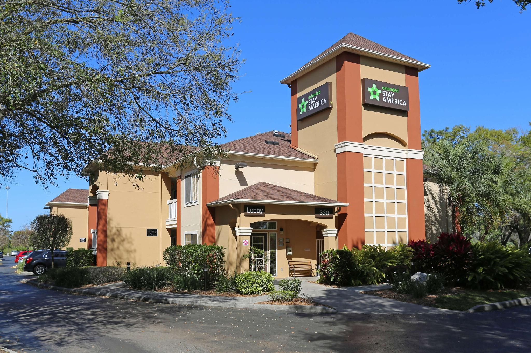 Extended Stay America Tampa Brandon