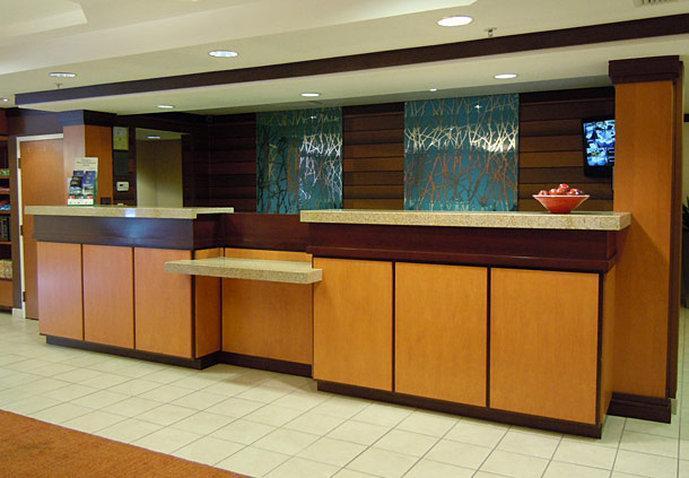 Fairfield Inn And Suites Ukiah Mendocino County