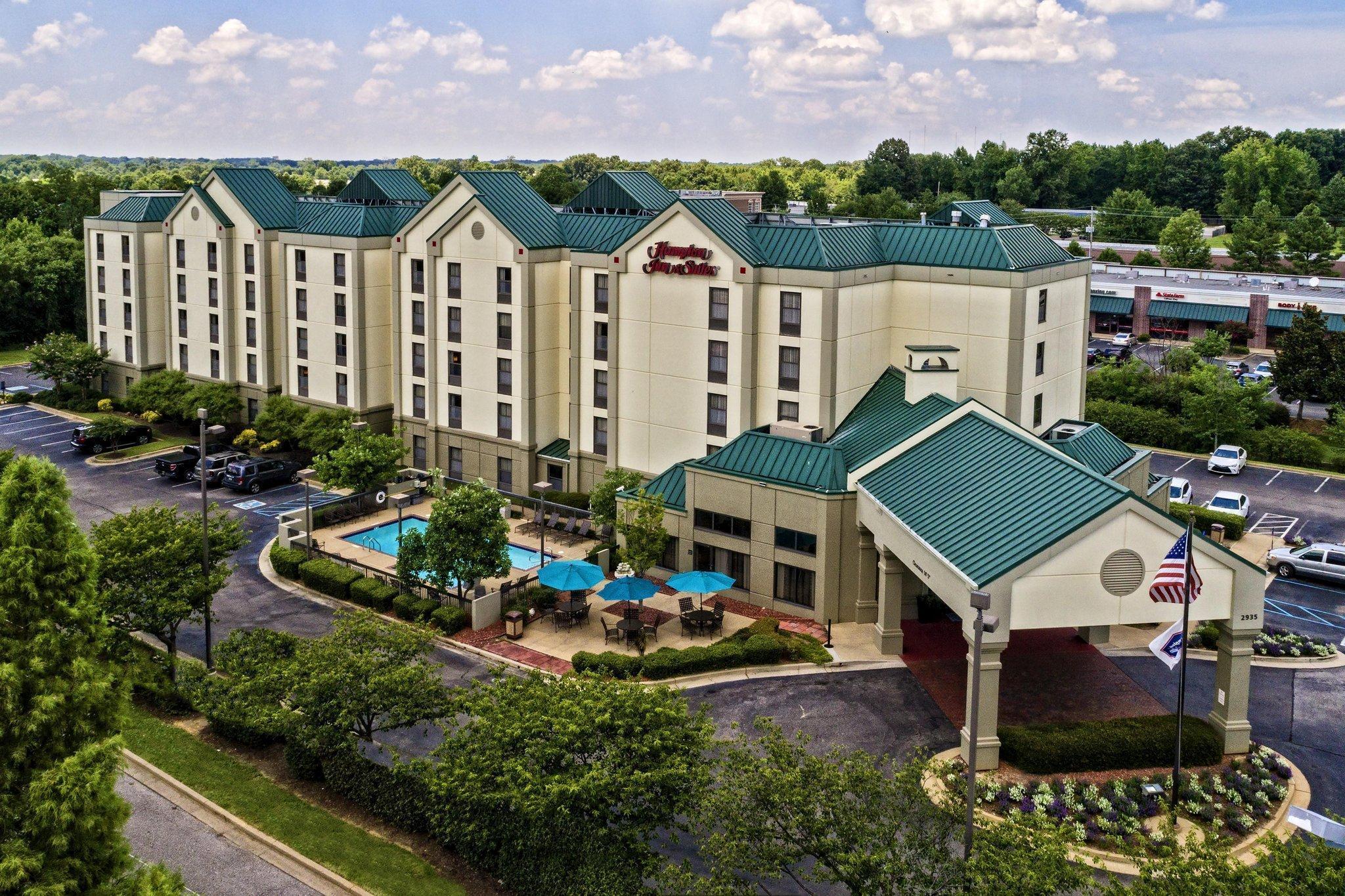 Hampton Inn And Suites Memphis Galleria