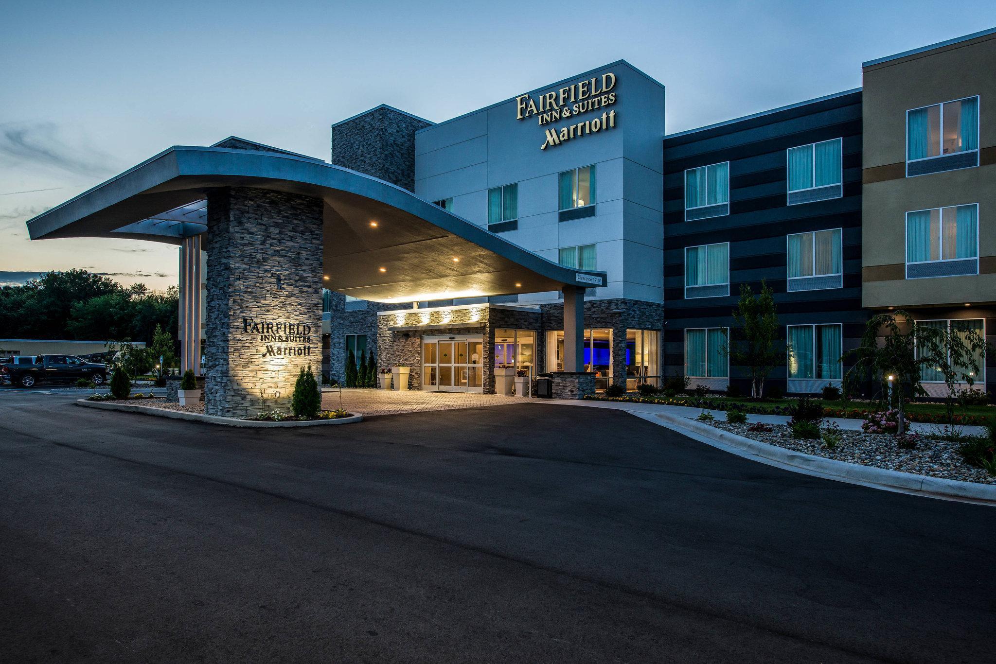 Fairfield Inn And Suites St. Joseph Stevensville