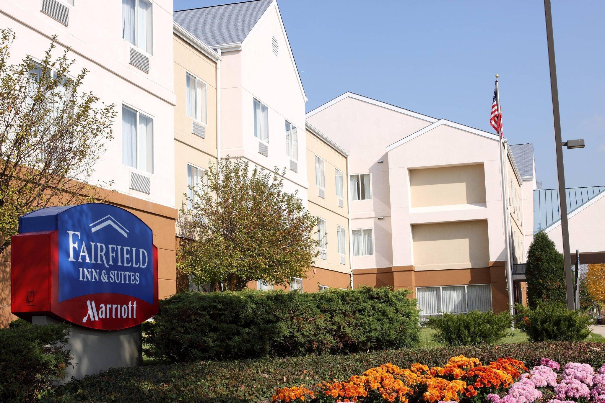 Fairfield Inn And Suites Chicago Naperville