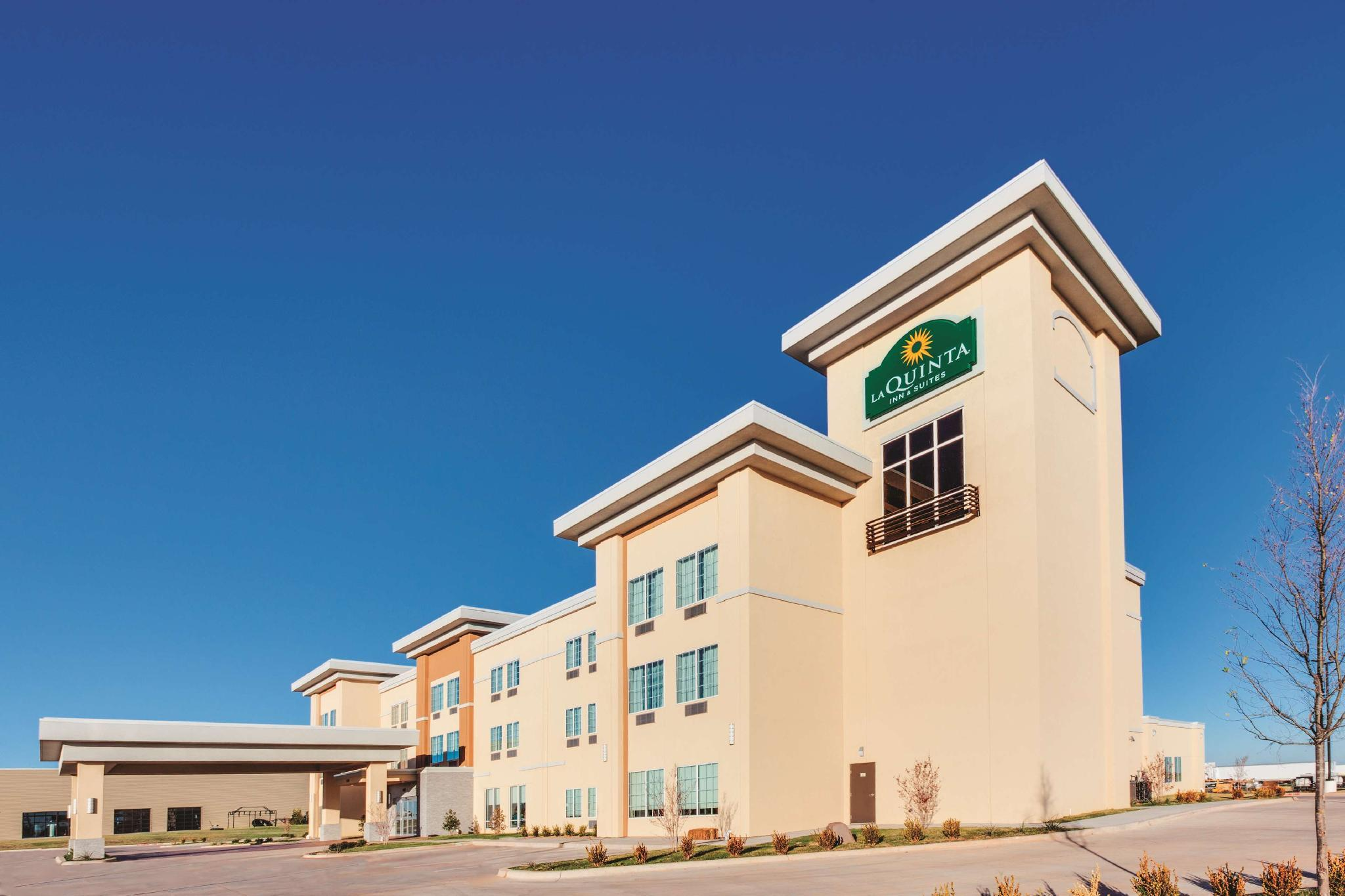 La Quinta Inn And Suites By Wyndham Weatherford OK