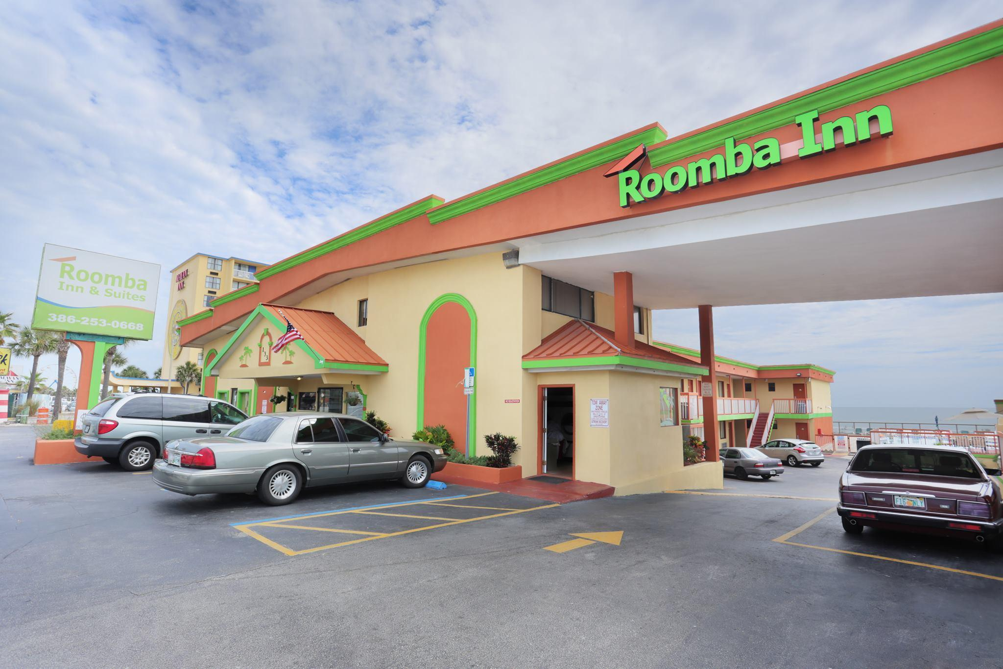 Roomba Inn & Suites   Daytona Beach