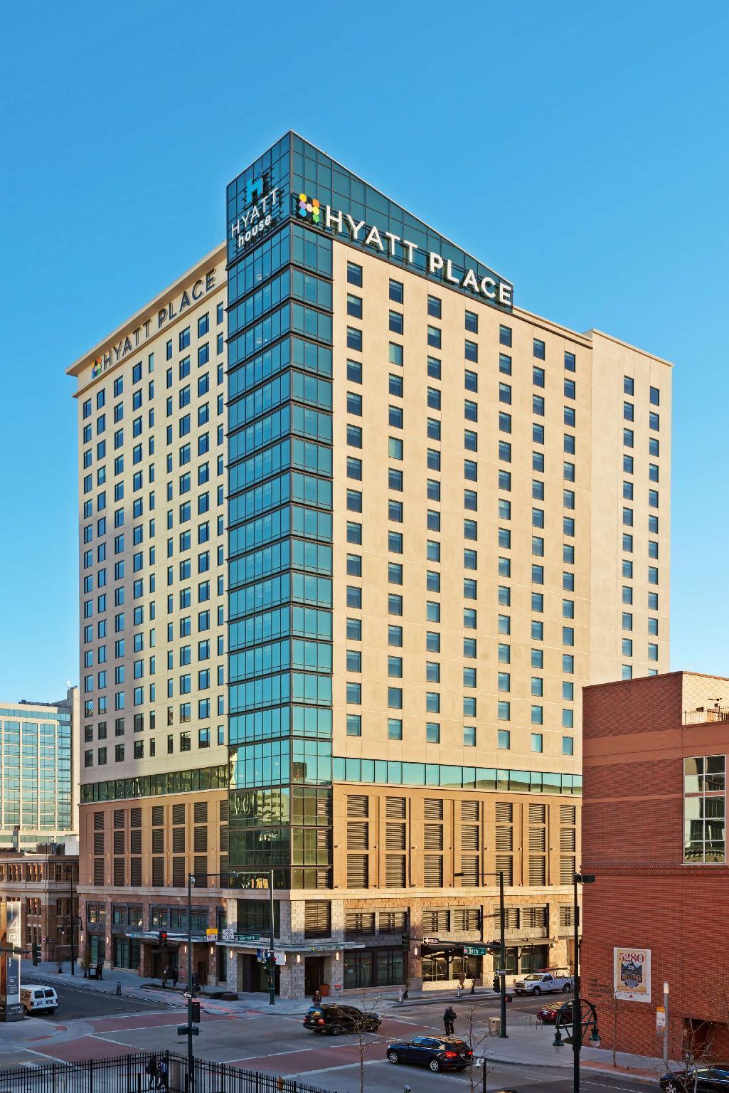 Hyatt House Denver Downtown