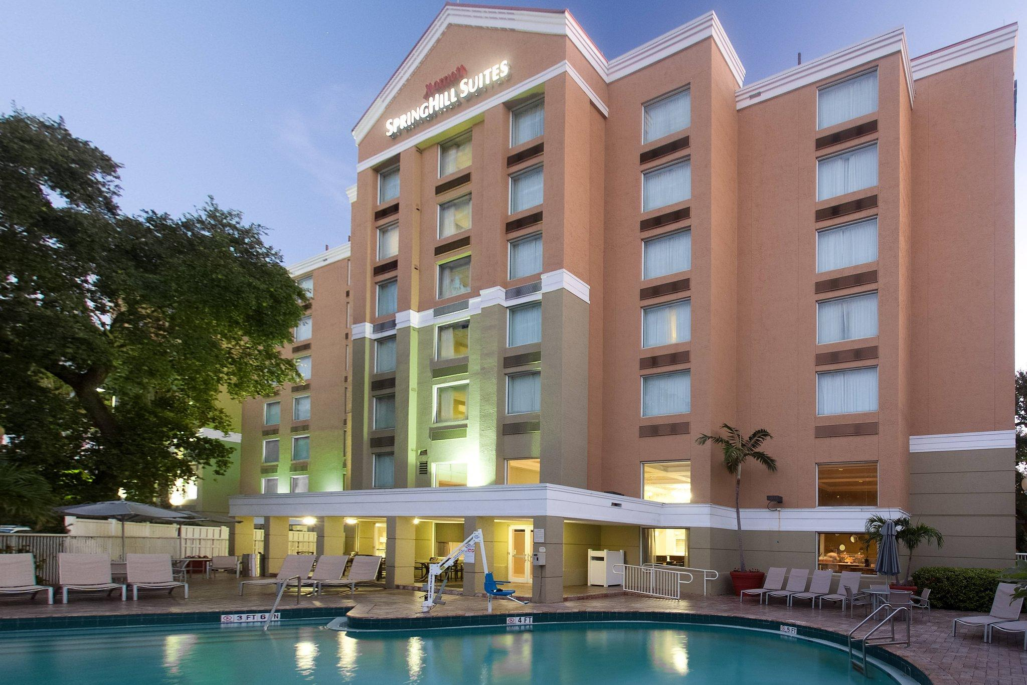 SpringHill Suites Fort Lauderdale Airport And Cruise Port