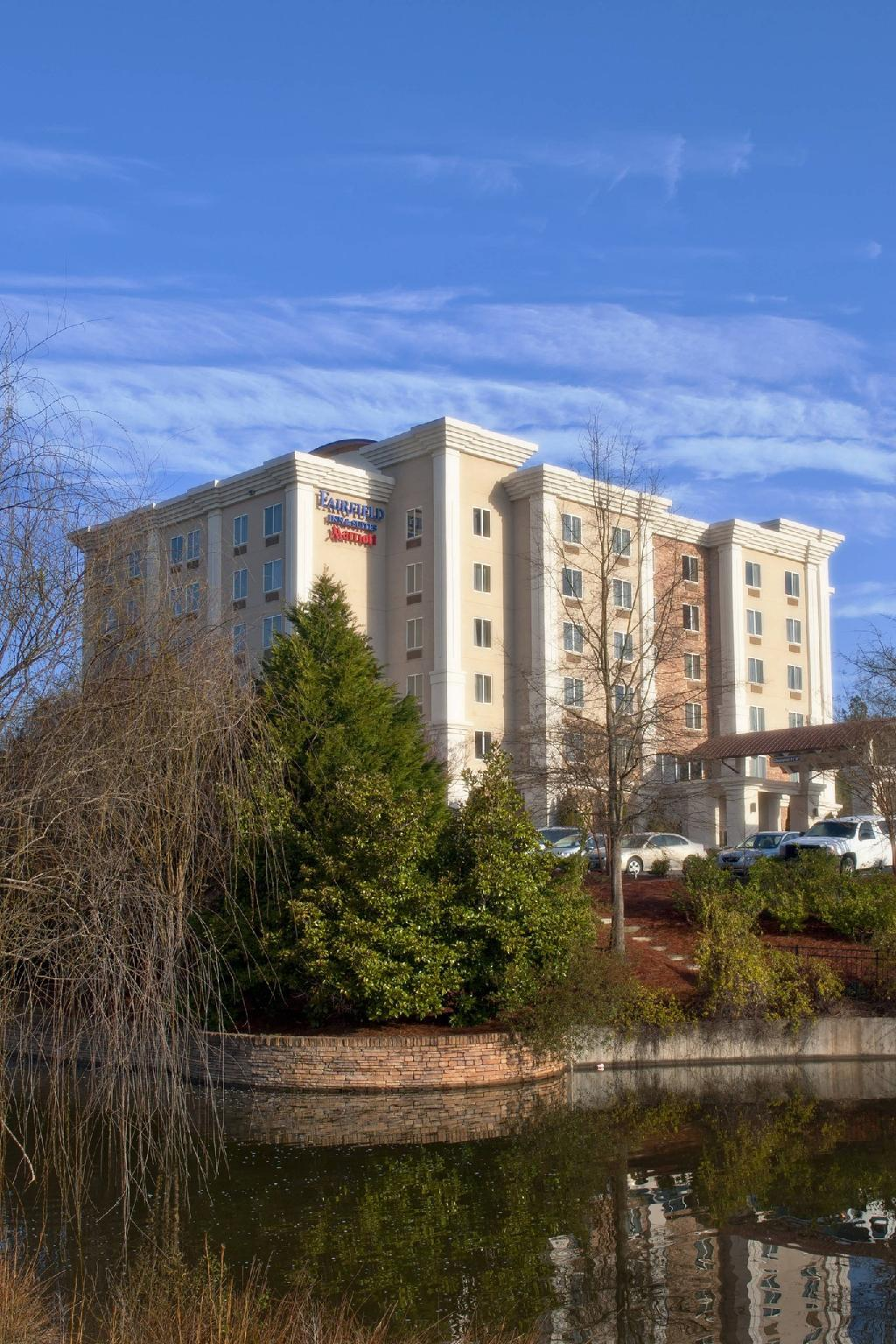 Fairfield Inn And Suites Durham Southpoint