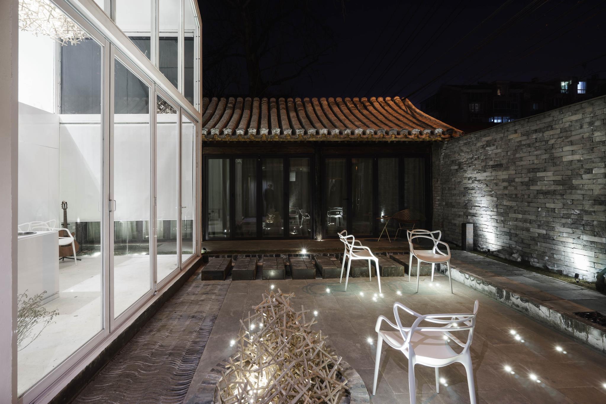 WoZhai  FangTang  An Architect's Courtyard