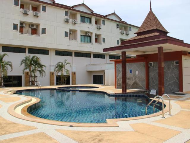 โรงแรมไดมอนด์เพลส – Diamond Place Hotel