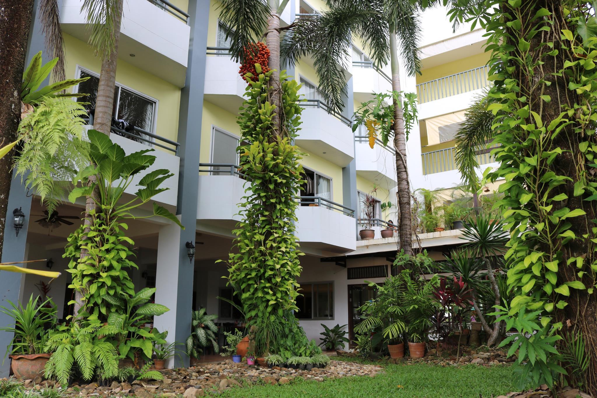 The Greenery Hotel