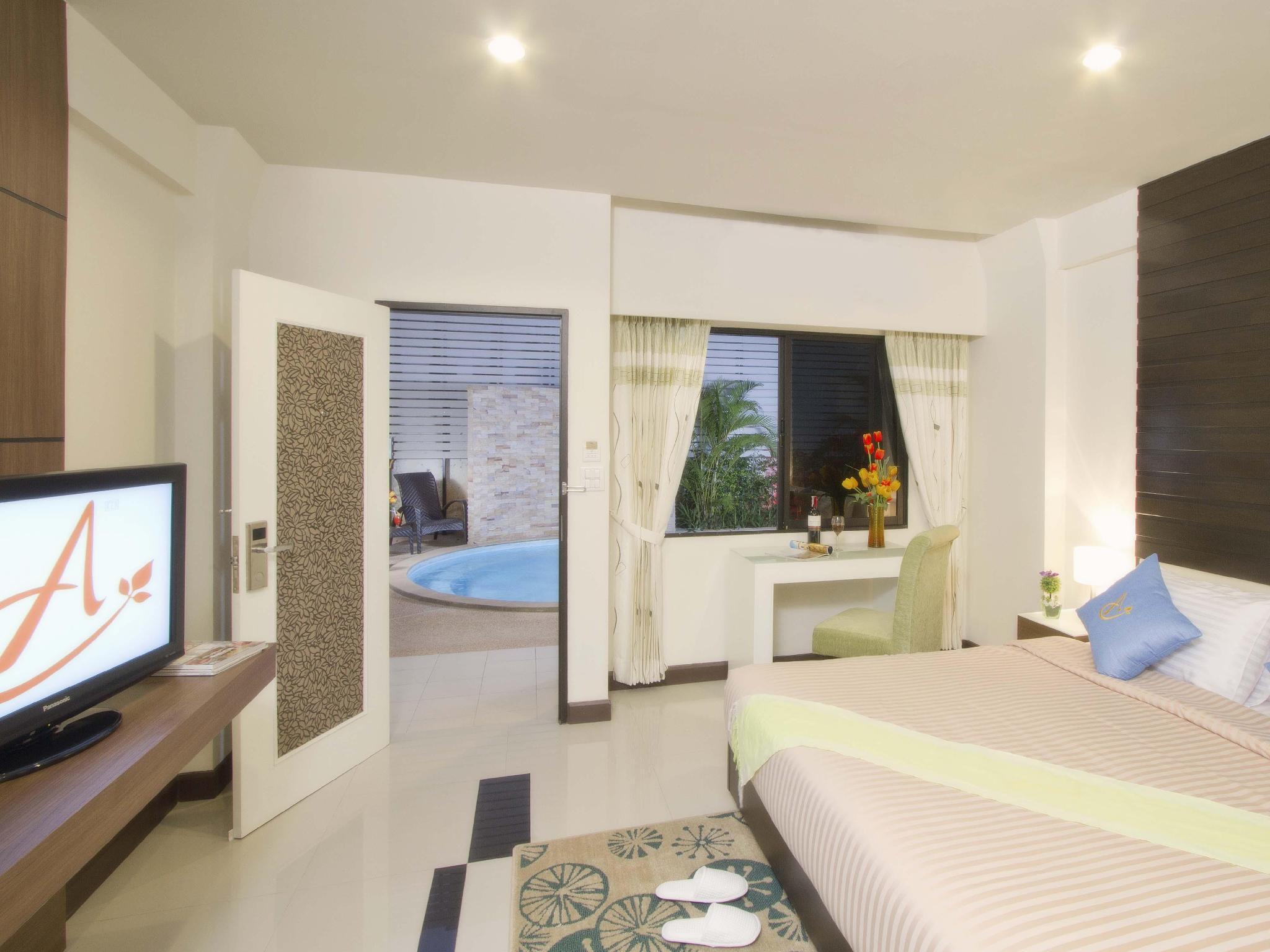 Ayara Grand Palace Hotel โรงแรมไอยรา แกรนด์ พาเลซ