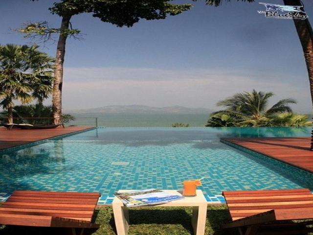 เดอะ บลู สกาย รีสอร์ท แอท ระนอง – The Blue Sky Resort@ Ranong