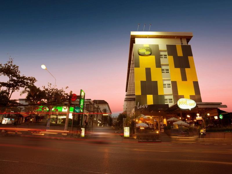 Baiyoke Ciao Hotel โรงแรมใบหยกจ๊าว