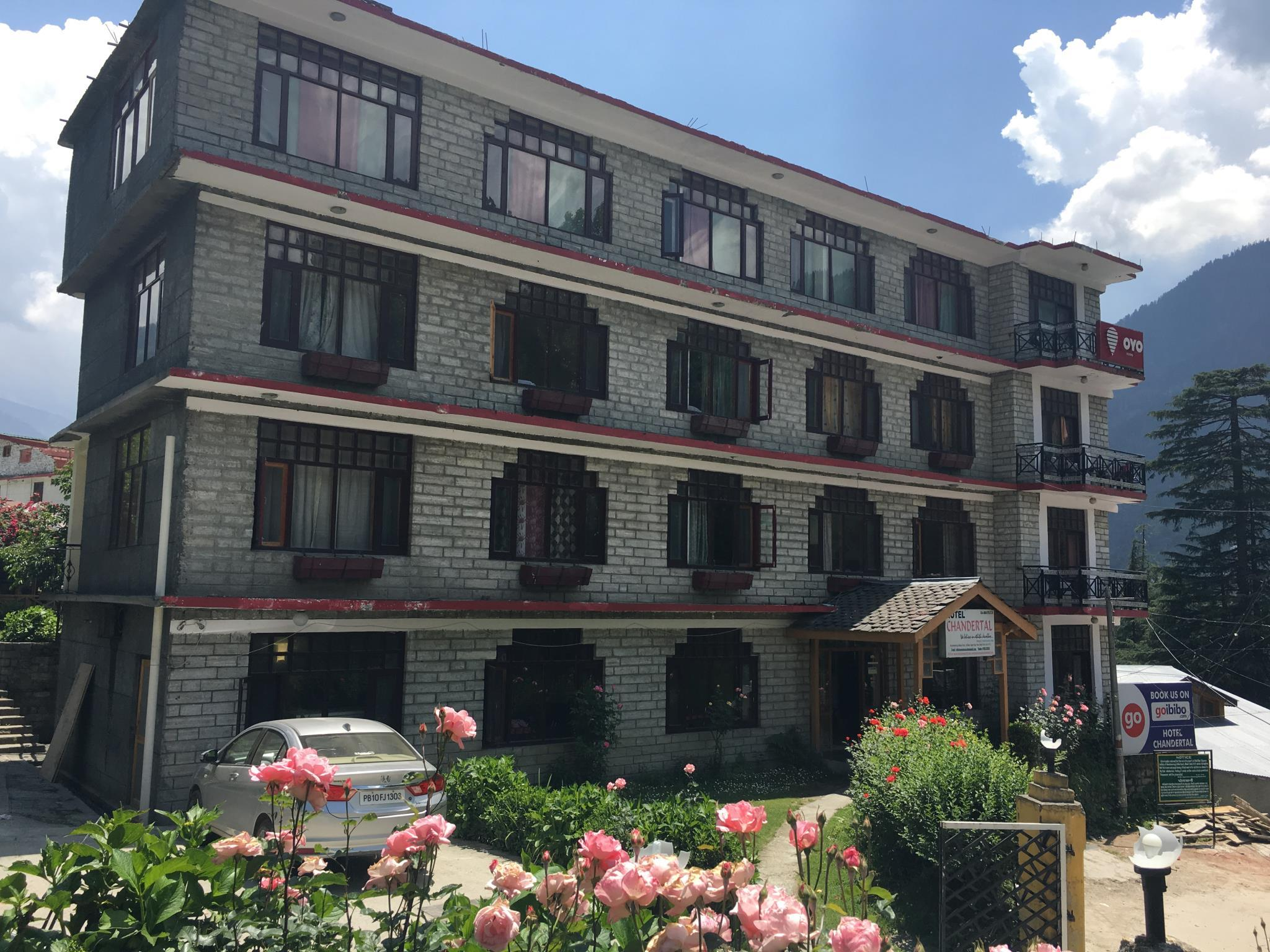 Hotel Chandertal Manali