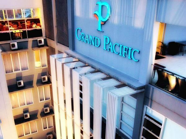 Grand Pacific Hotel Bandung Indonesia Great Discounted Rates