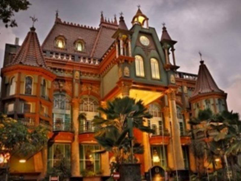Gajahmada Graha Hotel Malang Indonesia Overview