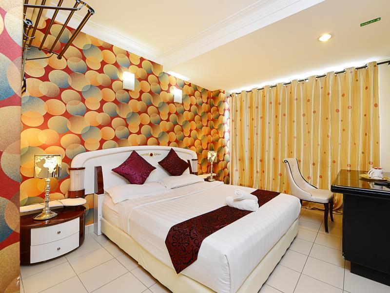 Hotel De Art Section 7 Shah Alam Kelang Malaysia Overview