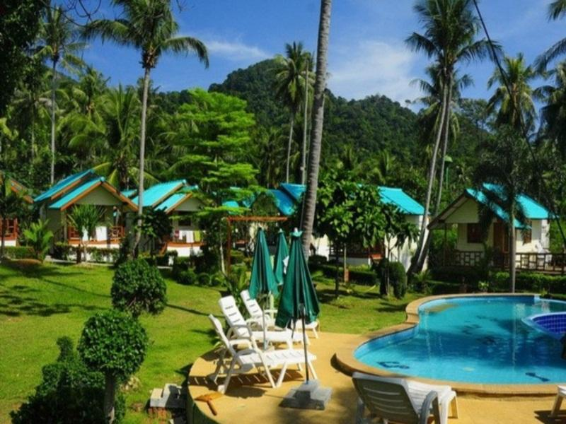 Green Cottage Beach Resort กรีน คอทเทจ บีช รีสอร์ท