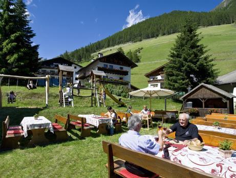 Aktiv And Familienhotel Adlernest